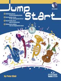 Peter Blair: JumpStart: Trombone: Instrumental Work