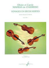 Olivier Mayran de Chamisso Carole Mayran De Chamisso: Voyages En Decouvertes