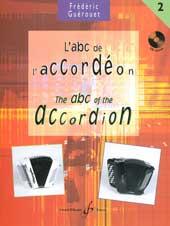 Frédéric Guérouet: L'Abc De L'Accordeon Volume 2: Accordion: Score