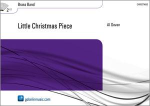 Al Govan: Little Christmas Piece: Brass Band: Score & Parts