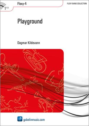 Dagmar Kildevann: Playground: Concert Band: Score & Parts