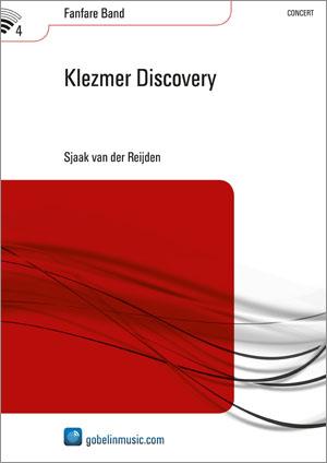 Sjaak van der Reijden: Klezmer Discovery: Fanfare Band: Score