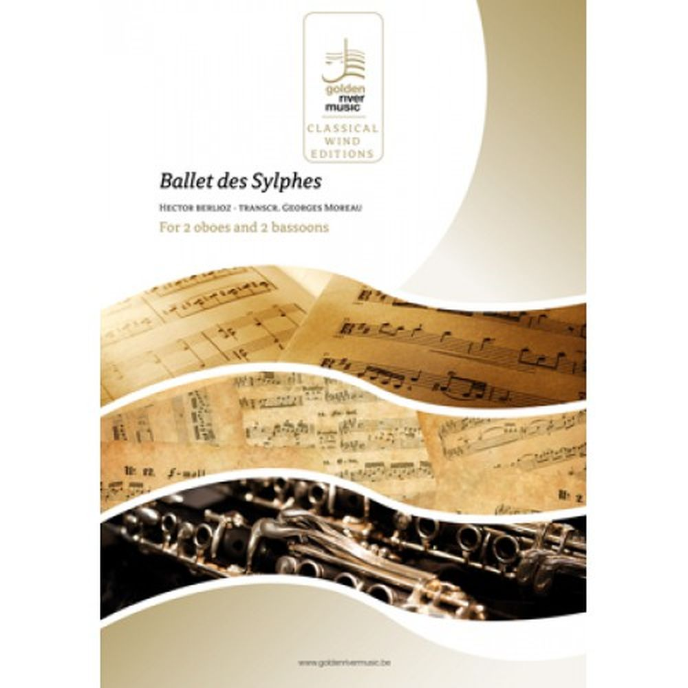 Hector Berlioz: Ballet Des Sylphes: Score and Parts