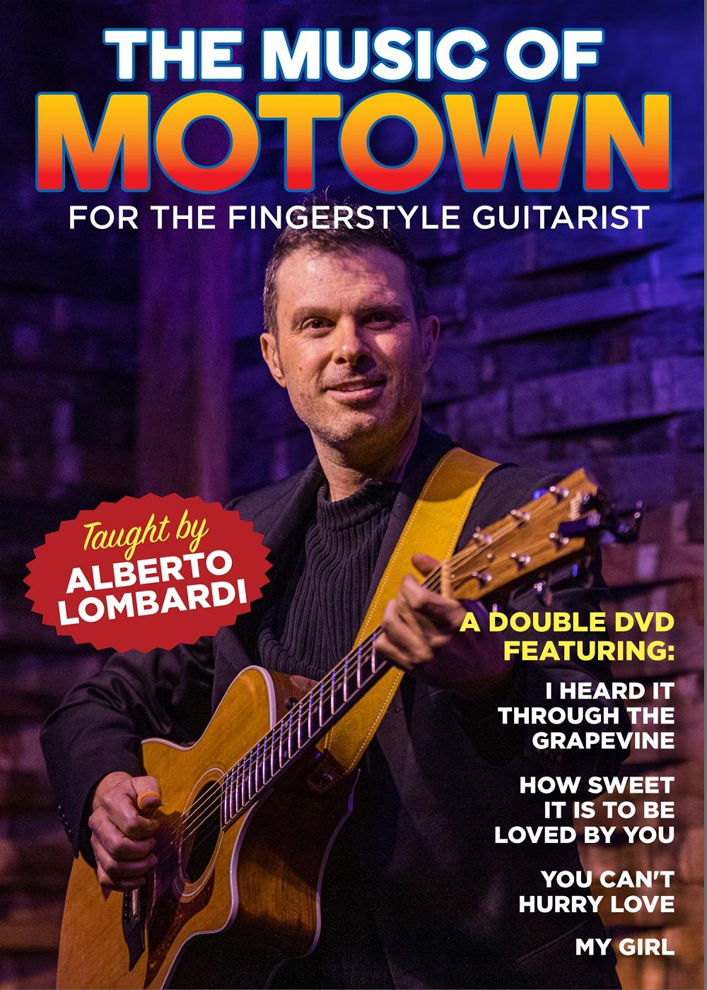 Alberto Lombardi: The Music of Motown: Guitar: DVD