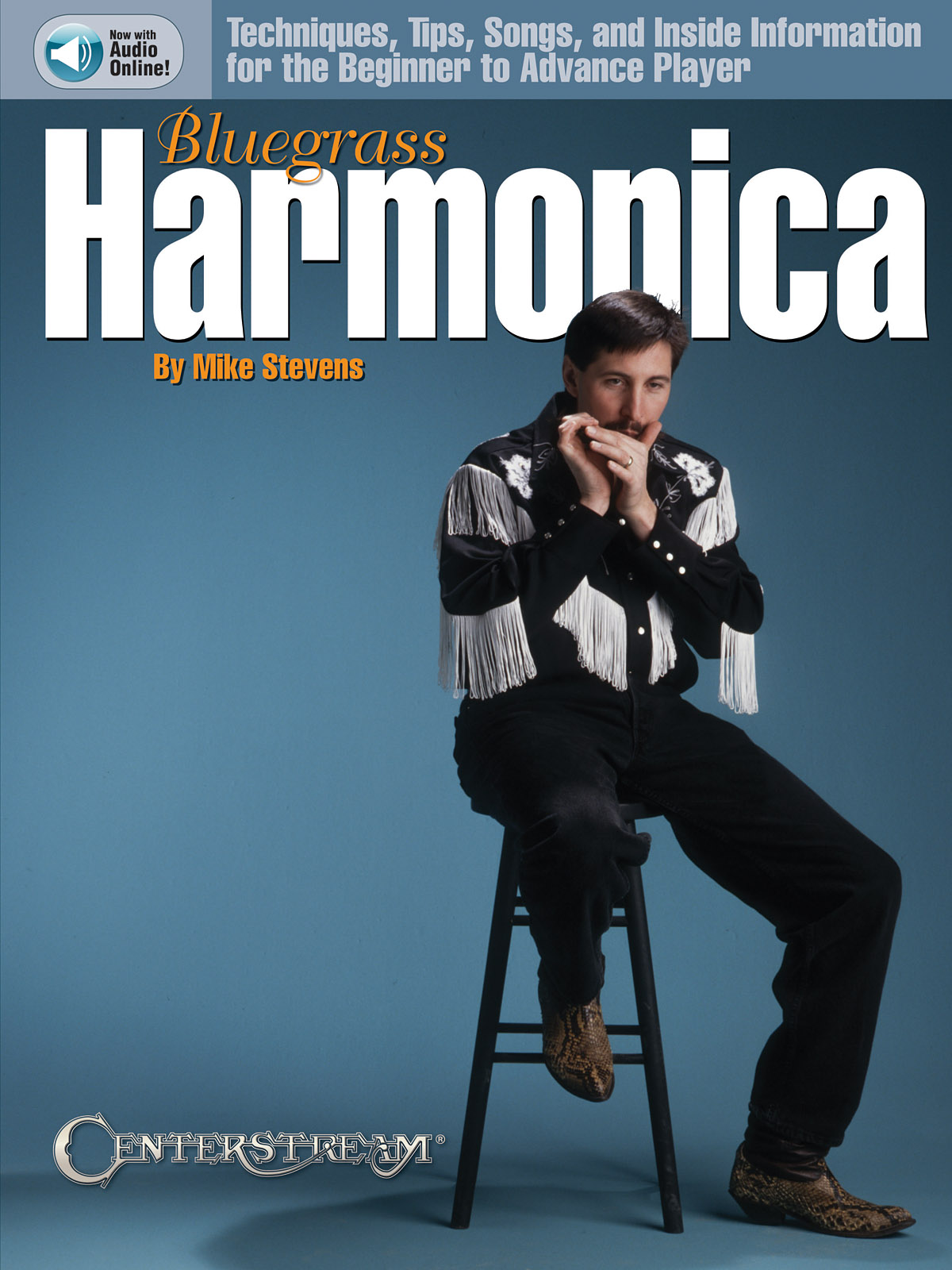 Bluegrass Harmonica: Harmonica: Instrumental Tutor