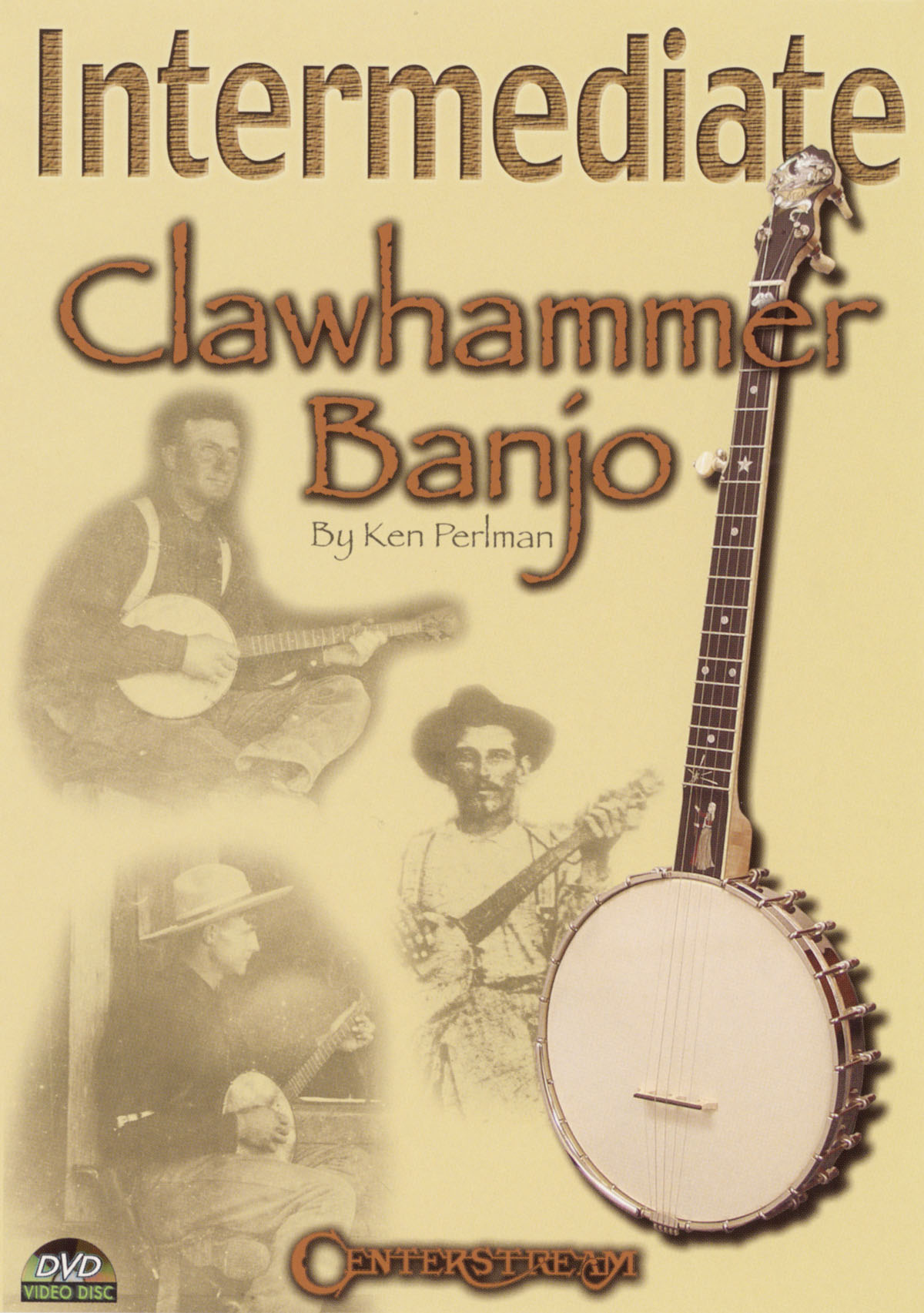 Intermediate Clawhammer Banjo: Banjo: Instrumental Tutor