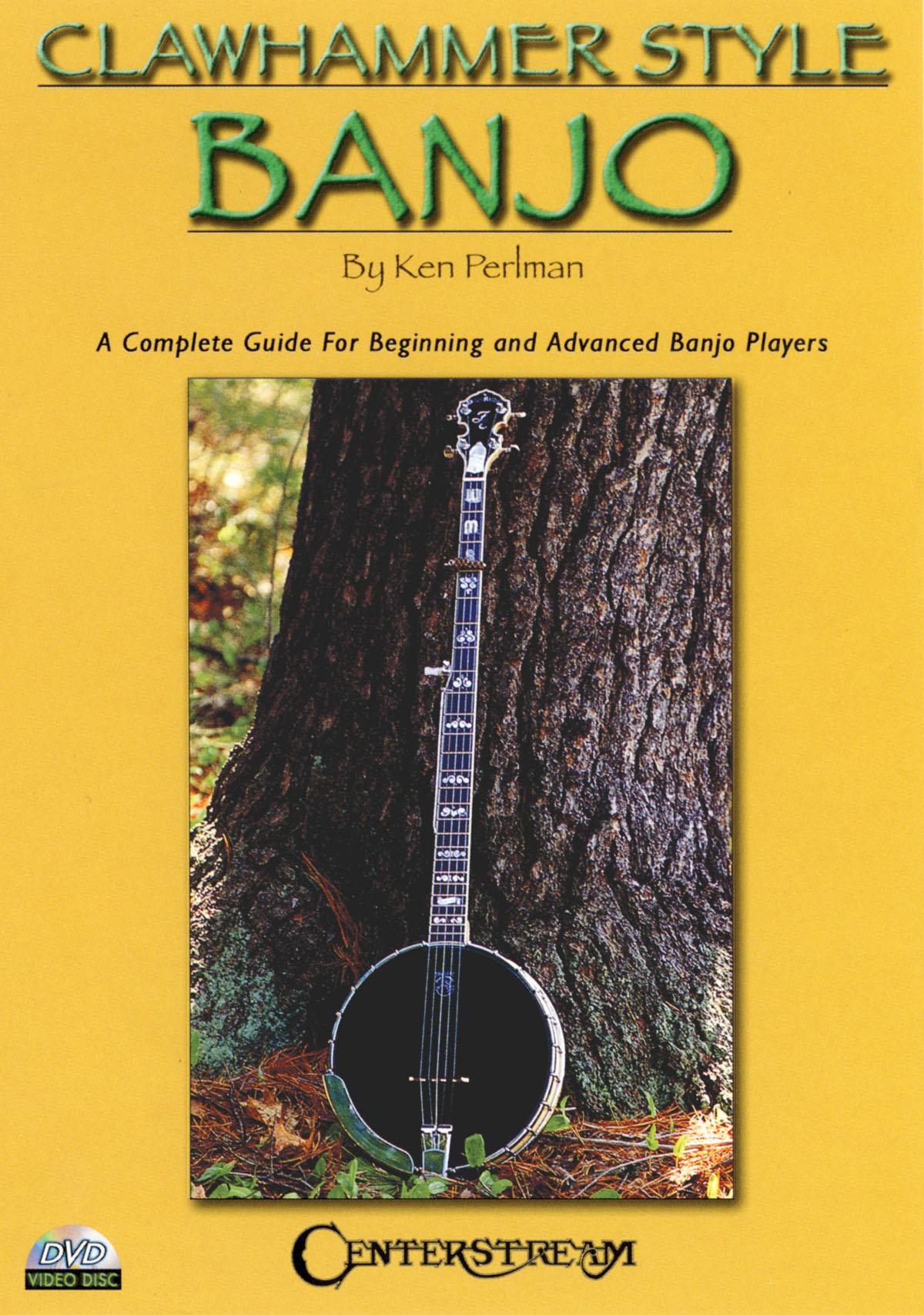 Clawhammer Style Banjo 2-DVD Set: Banjo: Instrumental Tutor