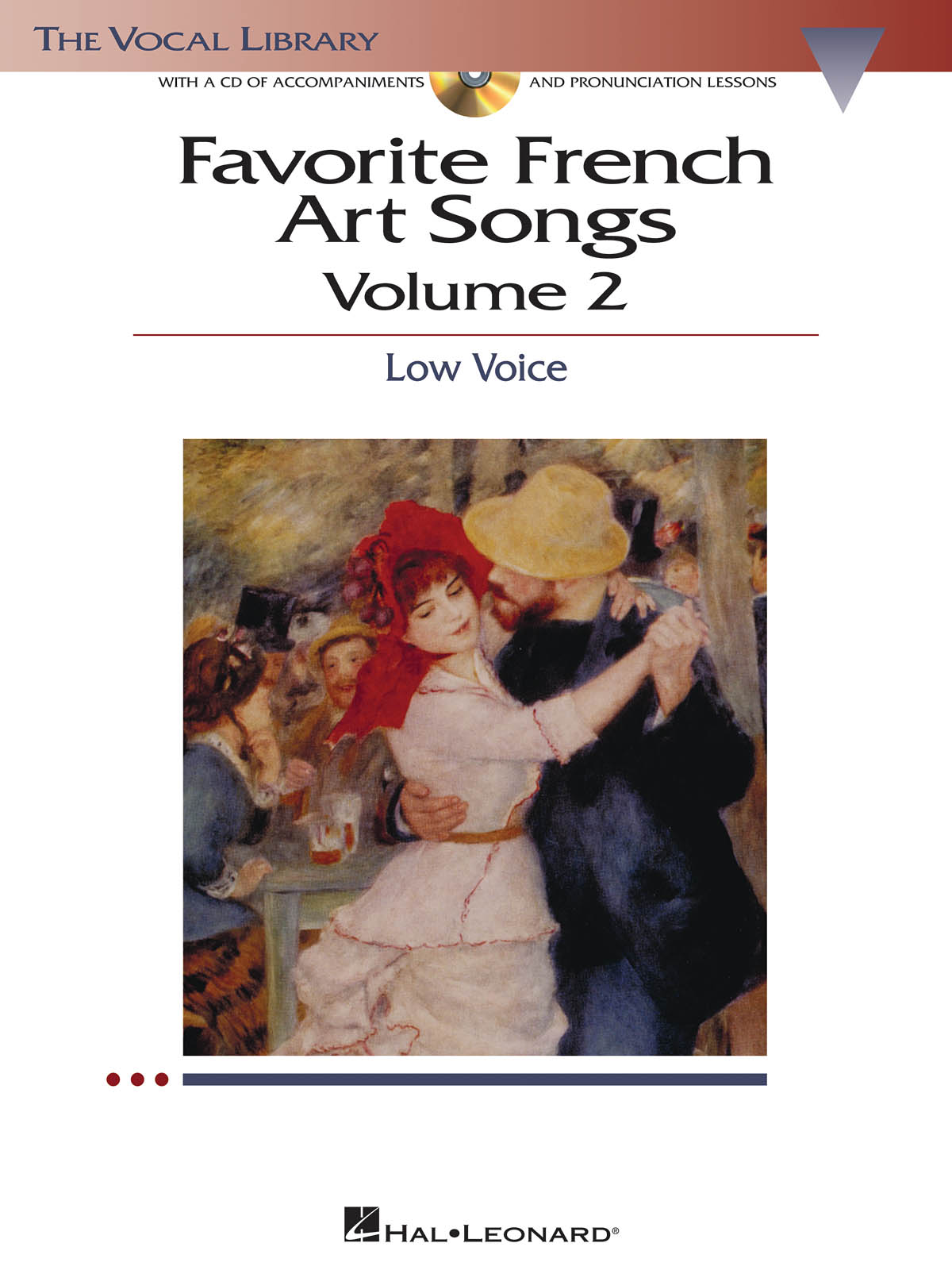 Favorite French Art Songs - Volume 2: Vocal Solo: Vocal Work