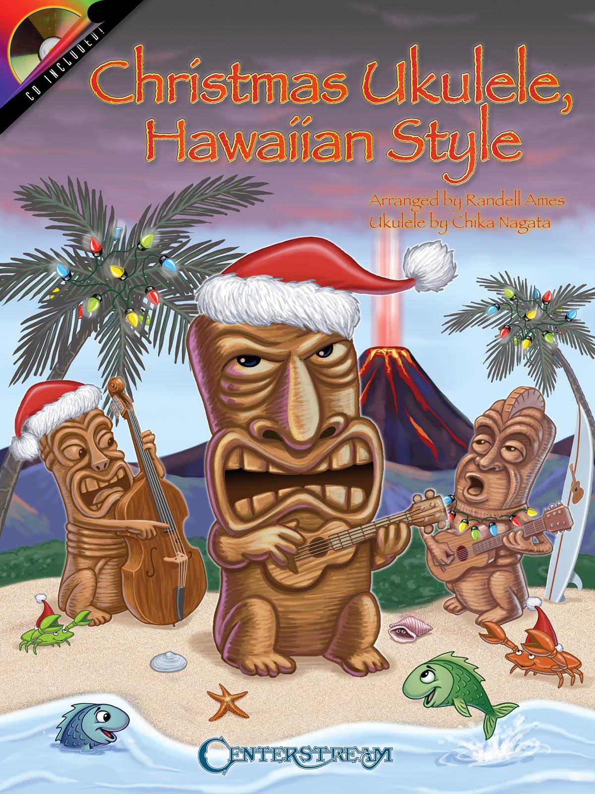 Christmas Ukulele  Hawaiian Style: Ukulele Solo: Instrumental Album