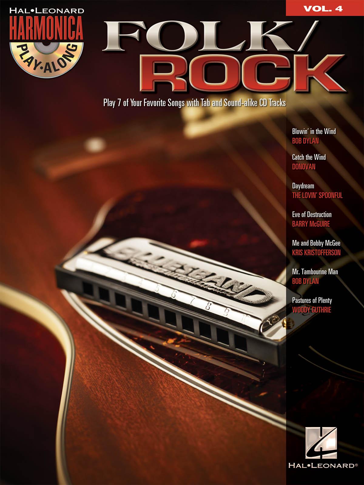 Folk/Rock: Harmonica: Instrumental Album