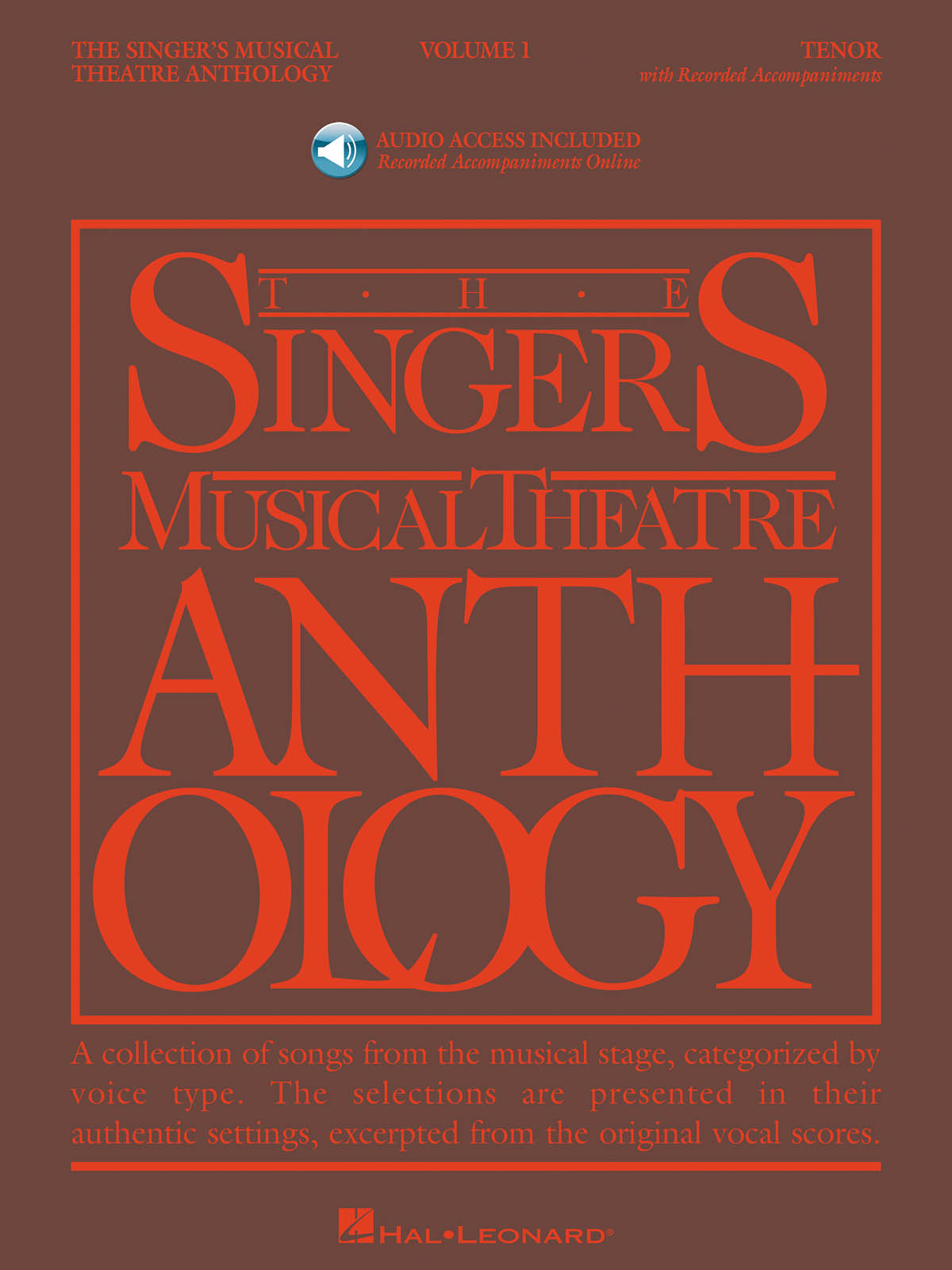 Singer's Musical Theatre Anthology - Volume 1: Vocal Solo: Mixed Songbook