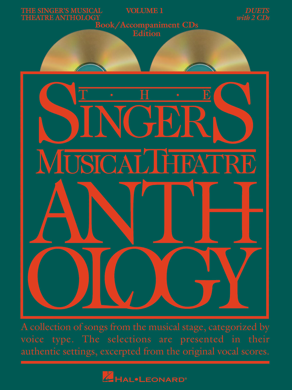 Singer's Musical Theatre Anthology - Volume 1: Vocal Duets: Vocal Album