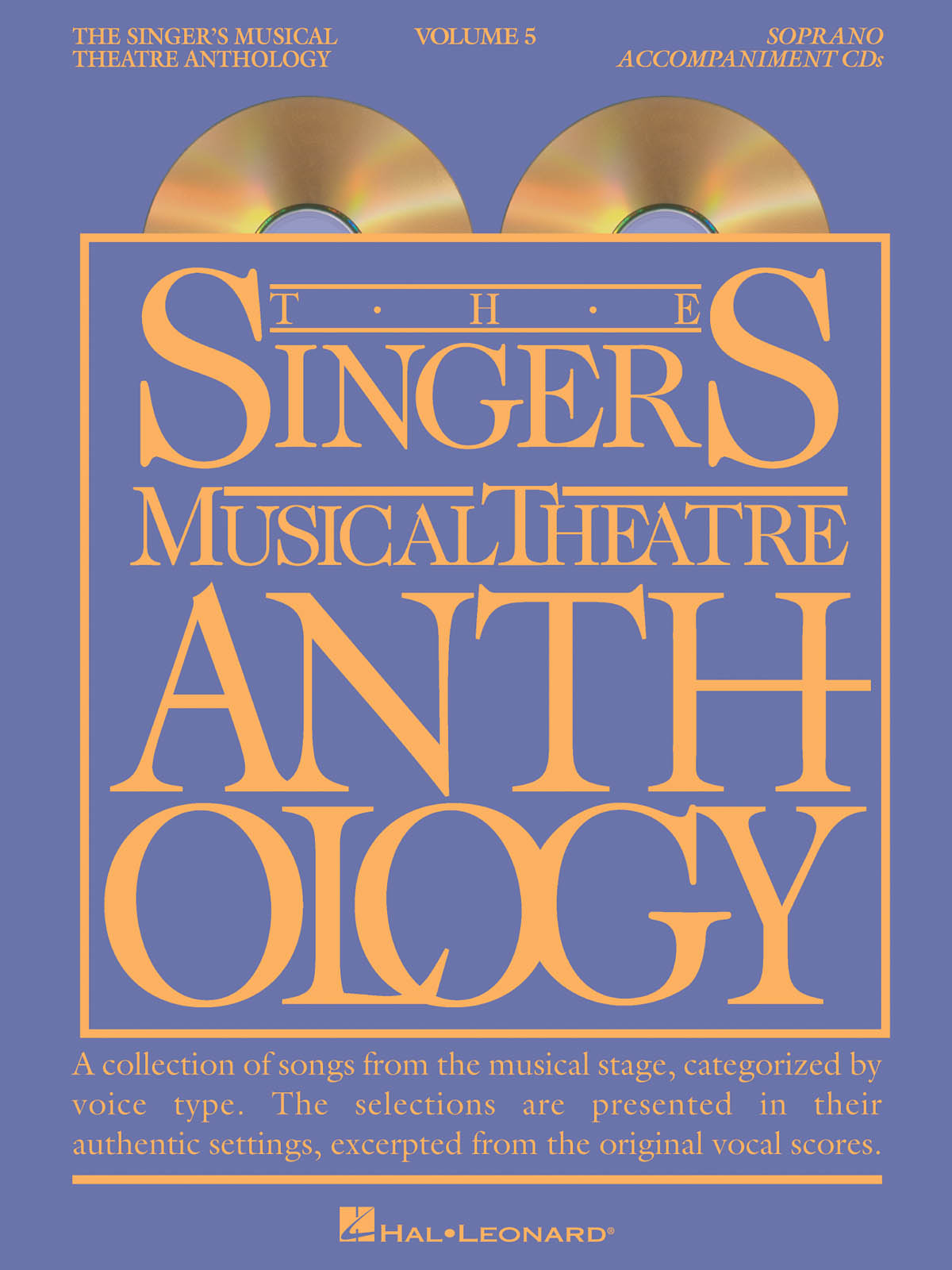The Singer's Musical Theatre Anthology - Volume 5: Vocal Solo: Vocal Work