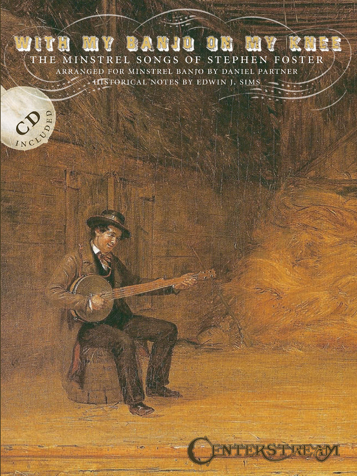 Stephen Foster: Steven Foster: With my Banjo on my knee: Banjo: Artist Songbook