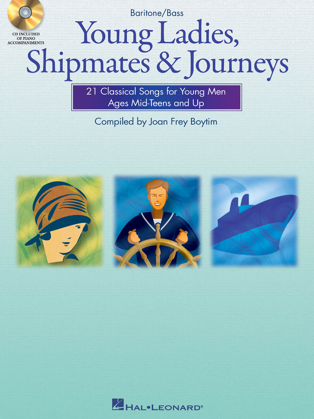 Young Ladies  Shipmates and Journeys: Vocal Solo: Vocal Collection
