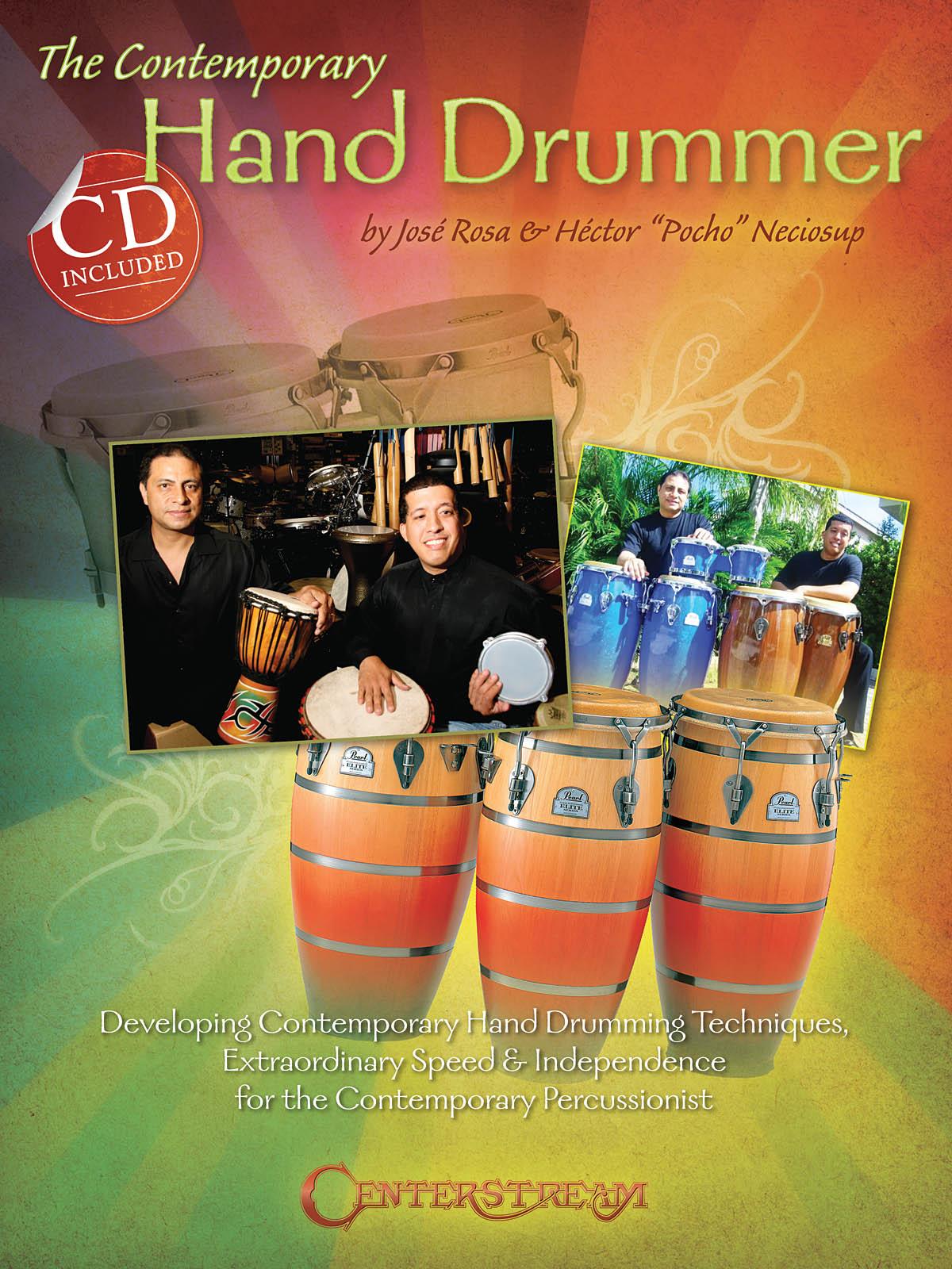 Jose Rosa and Hector 'Pocho' Neciosup: Drums: Instrumental Tutor