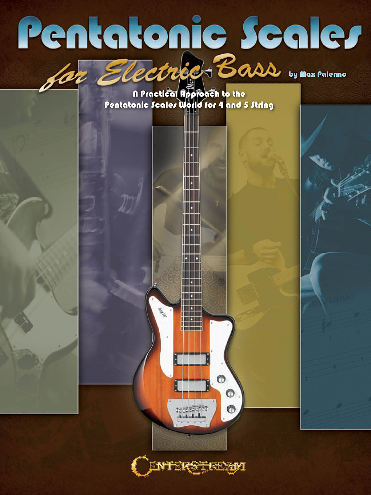 Pentatonic Scales For Electric Bass: Bass Guitar Solo: Instrumental Tutor