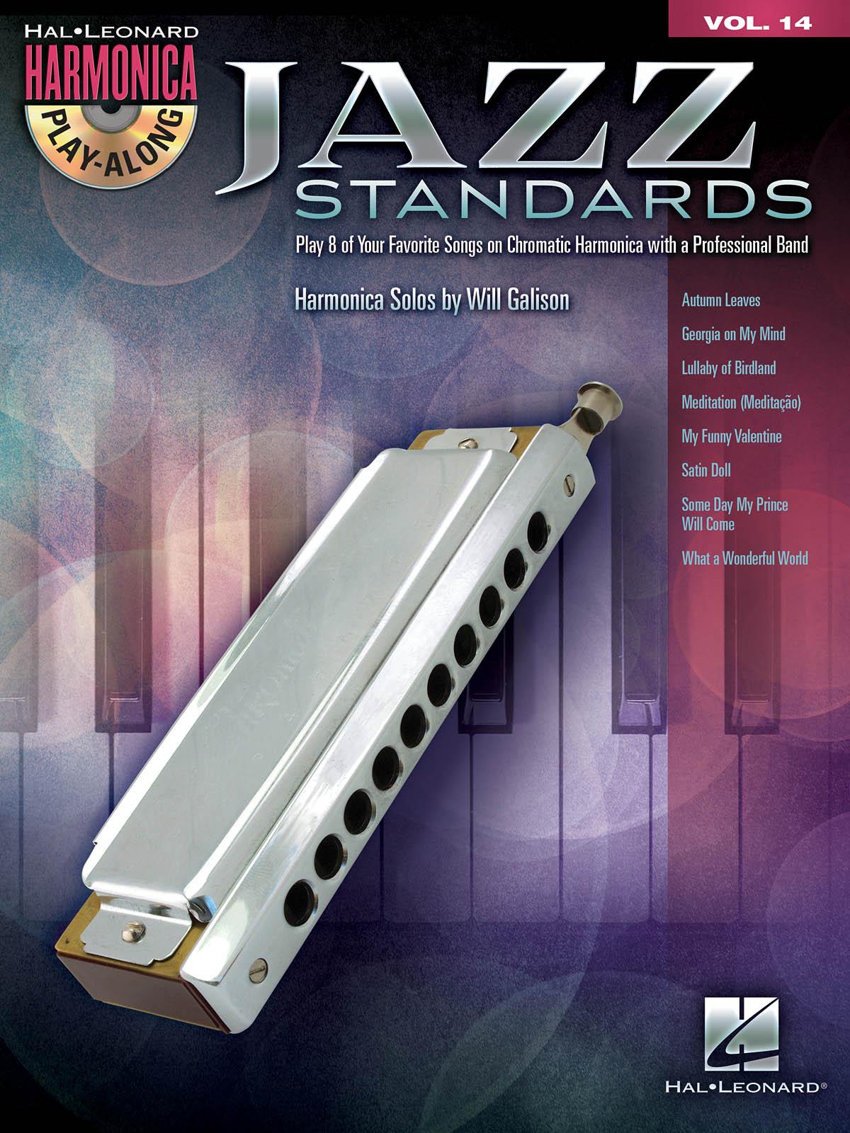 Jazz Standards: Harmonica: Instrumental Album