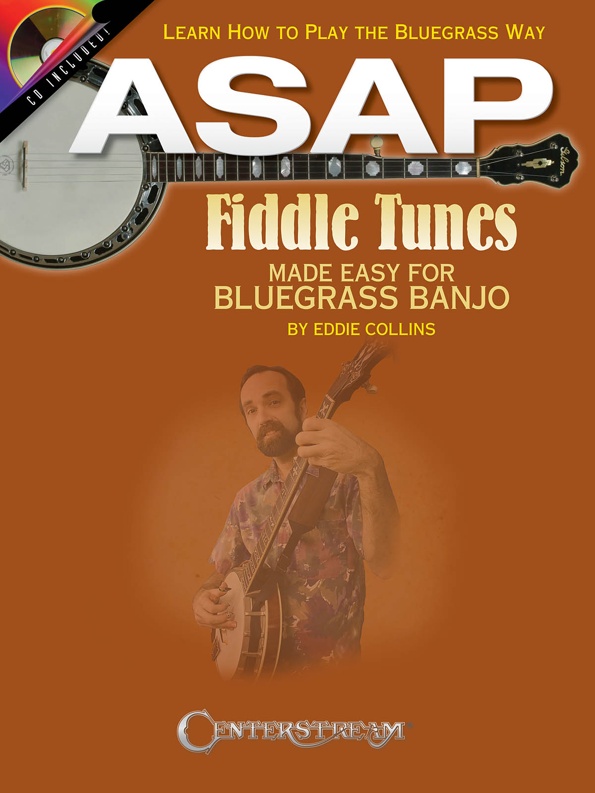 ASAP Fiddle Tunes Made Easy For Bluegrass Banjo: Banjo: Instrumental Album