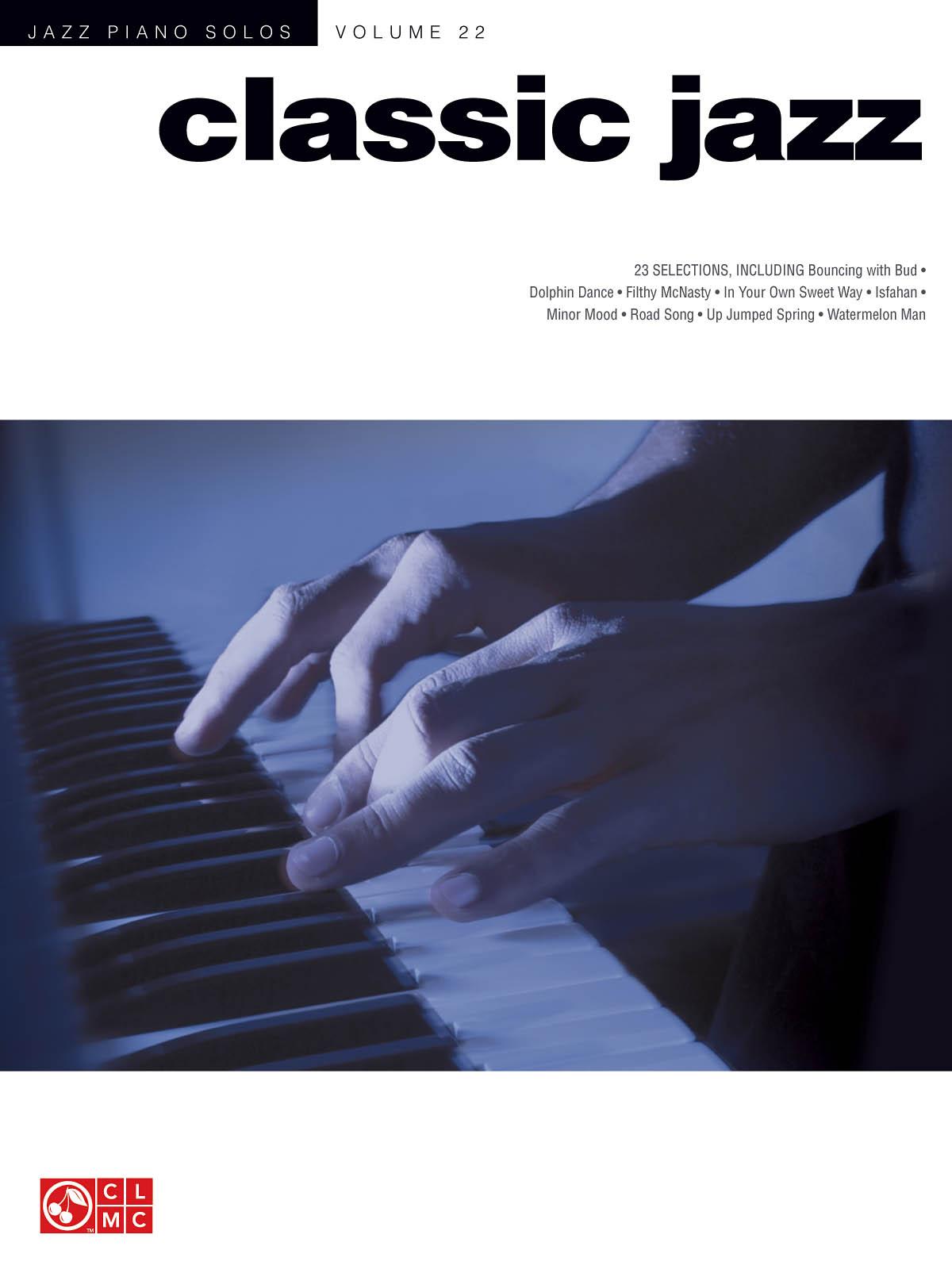 Classic Jazz: Piano: Instrumental Album