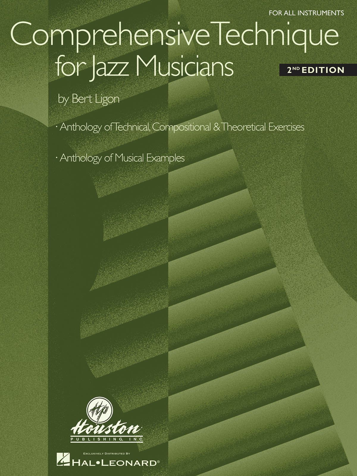 Bert Ligon: Comprehensive Technique For Jazz Musicians-2nd Ed.: Guitar Solo: