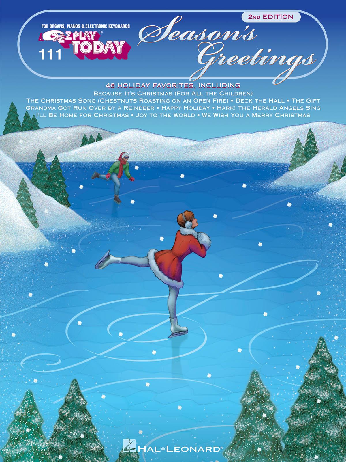 Season's Greetings: Piano: Instrumental Album