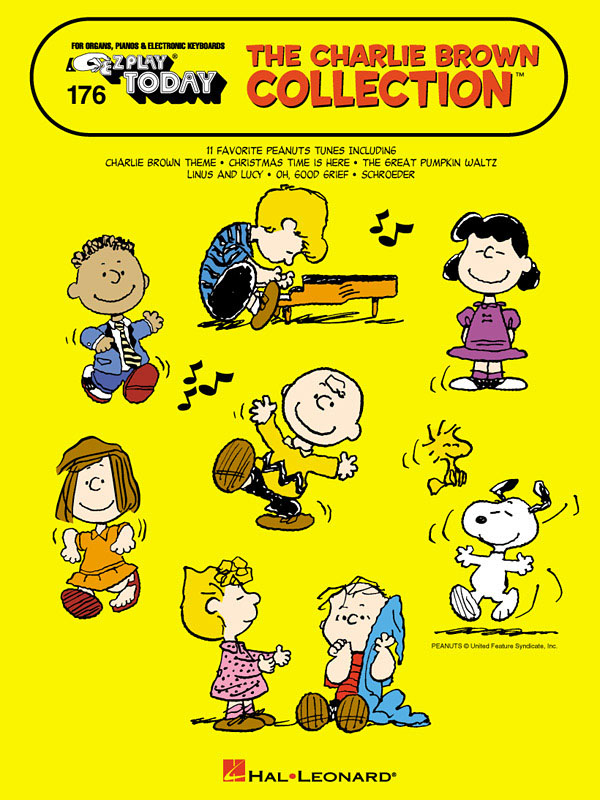 Vince Guaraldi: The Charlie Brown Collection: Piano: Mixed Songbook