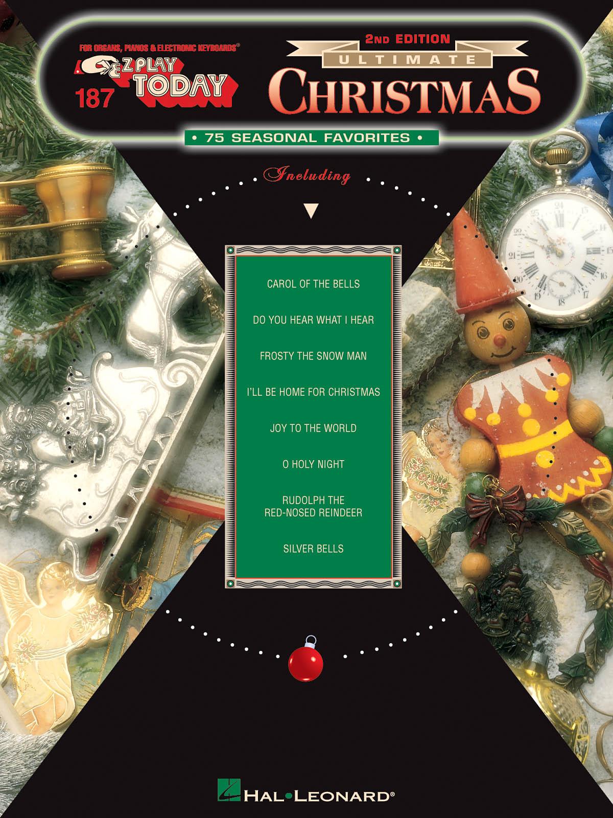Ultimate Christmas: Piano: Instrumental Album