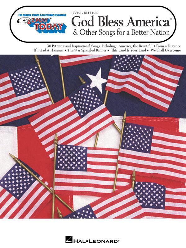 Irving Berlin: Irving Berlin's God Bless America: Piano: Instrumental Album