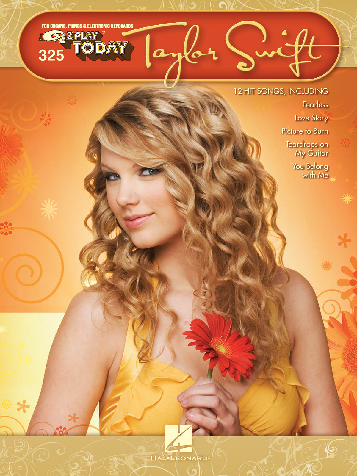 Taylor Swift: Taylor Swift: Piano Solo: Artist Songbook