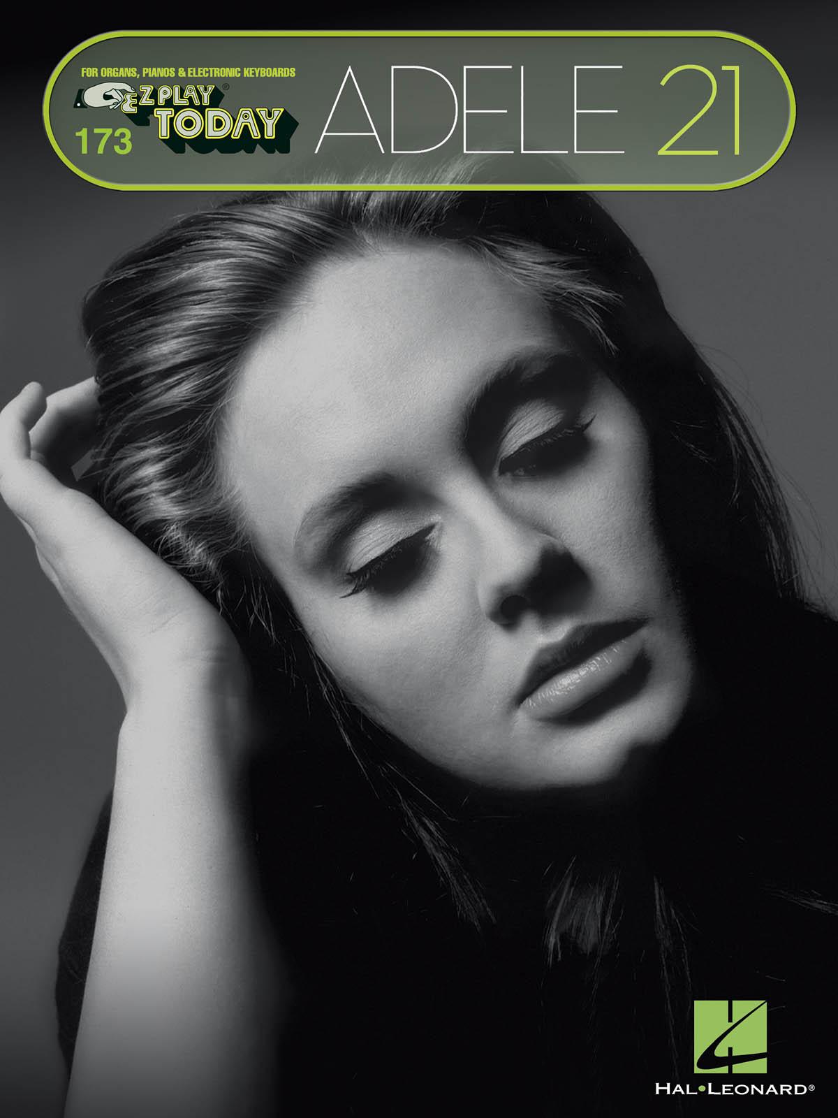 Adele: Adele: Piano Solo: Album Songbook