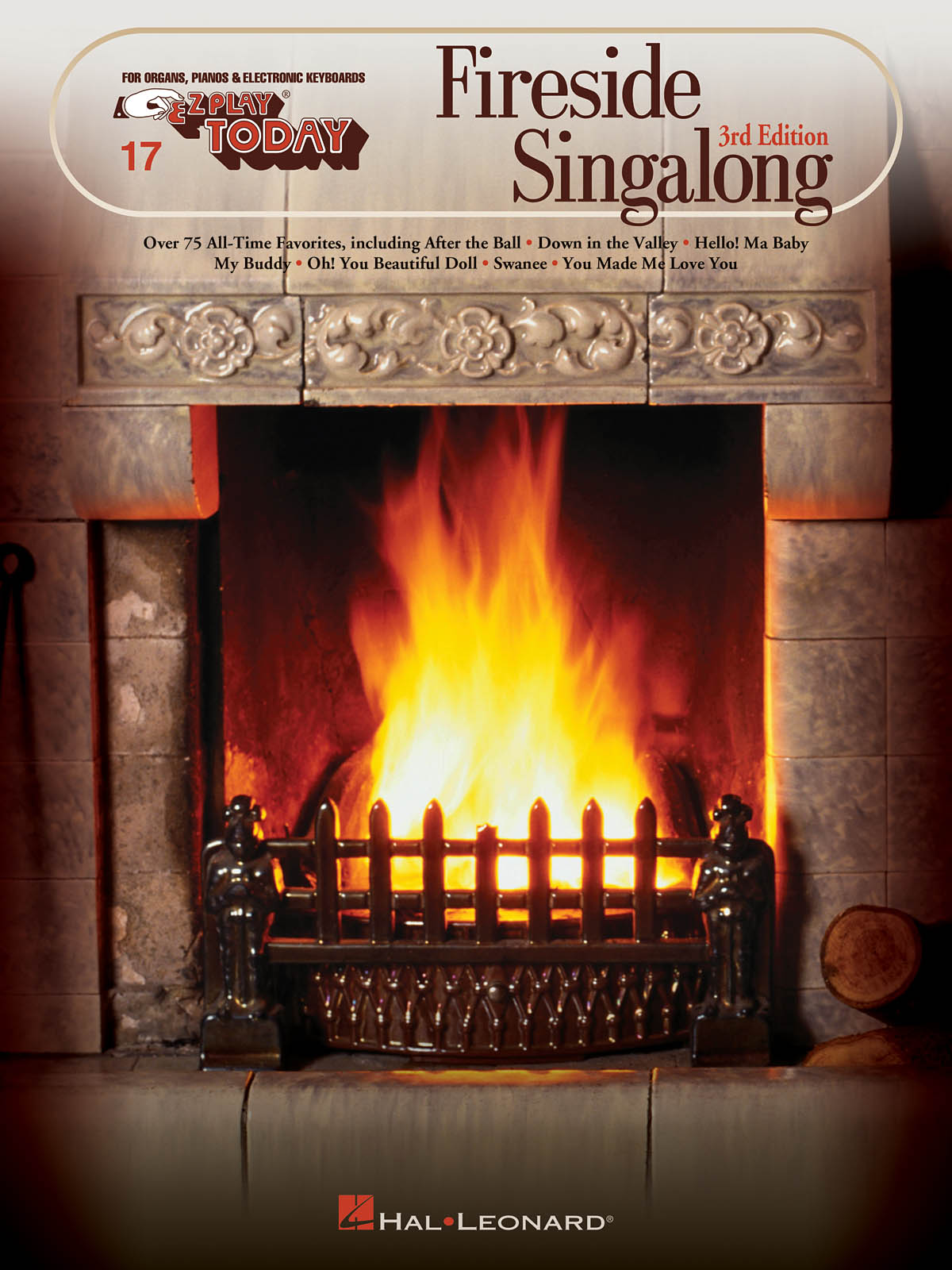 Fireside Singalong - 3rd Edition: Piano: Mixed Songbook