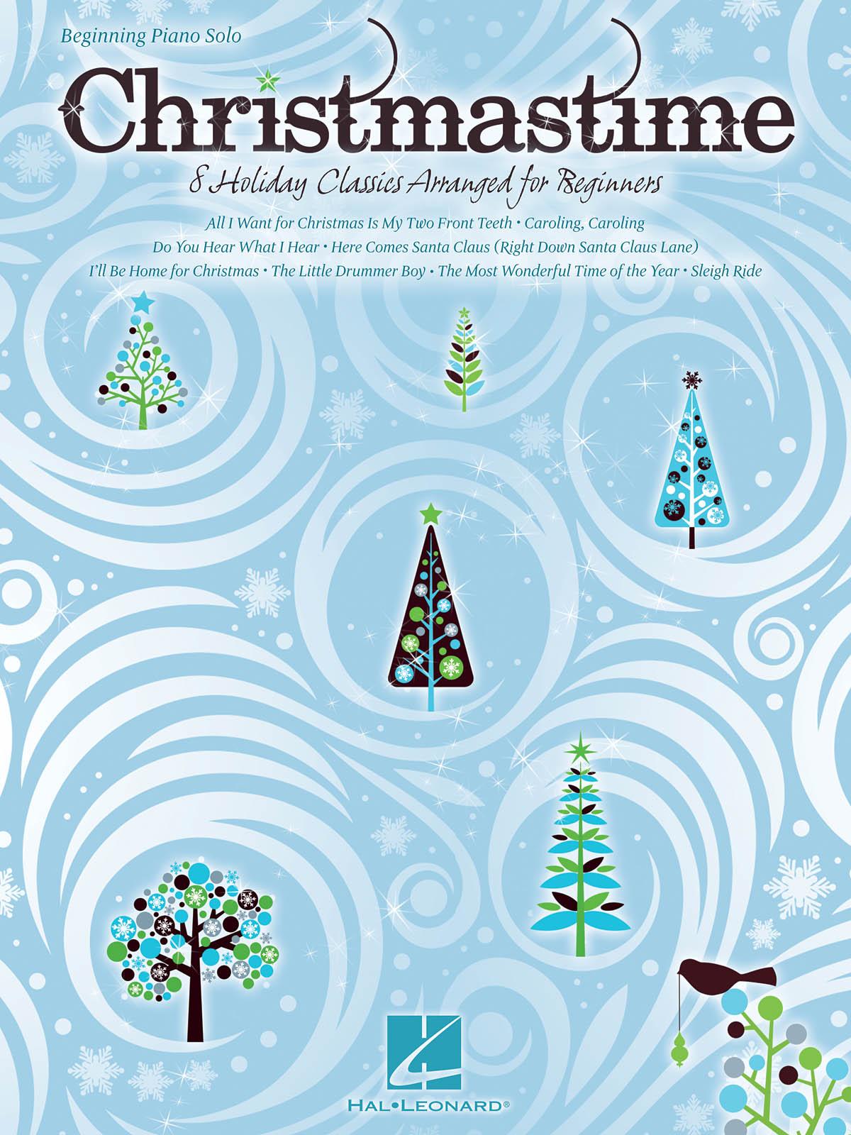 Christmastime: Piano: Instrumental Album