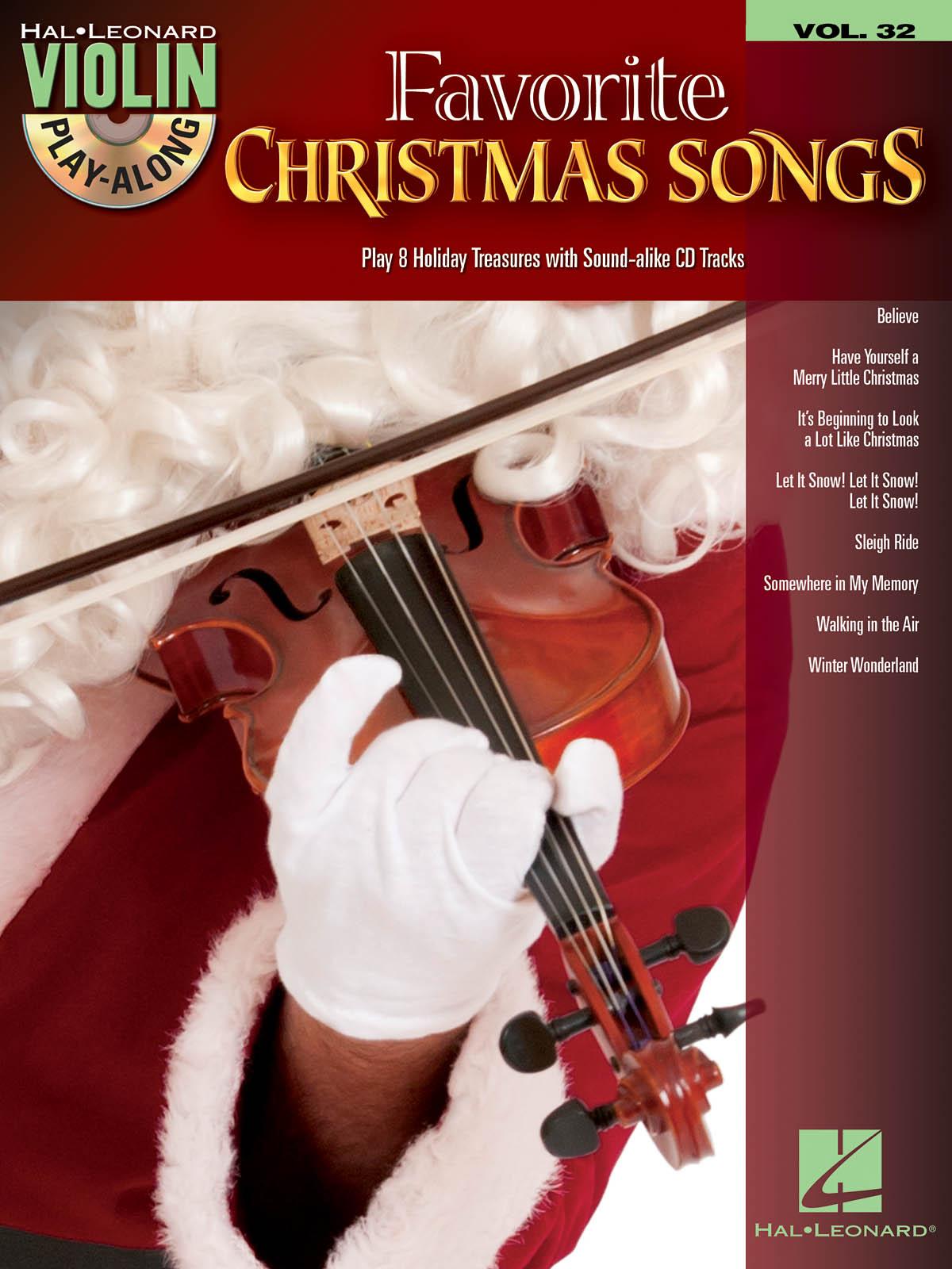 Favorite Christmas Songs: Violin Solo: Instrumental Album