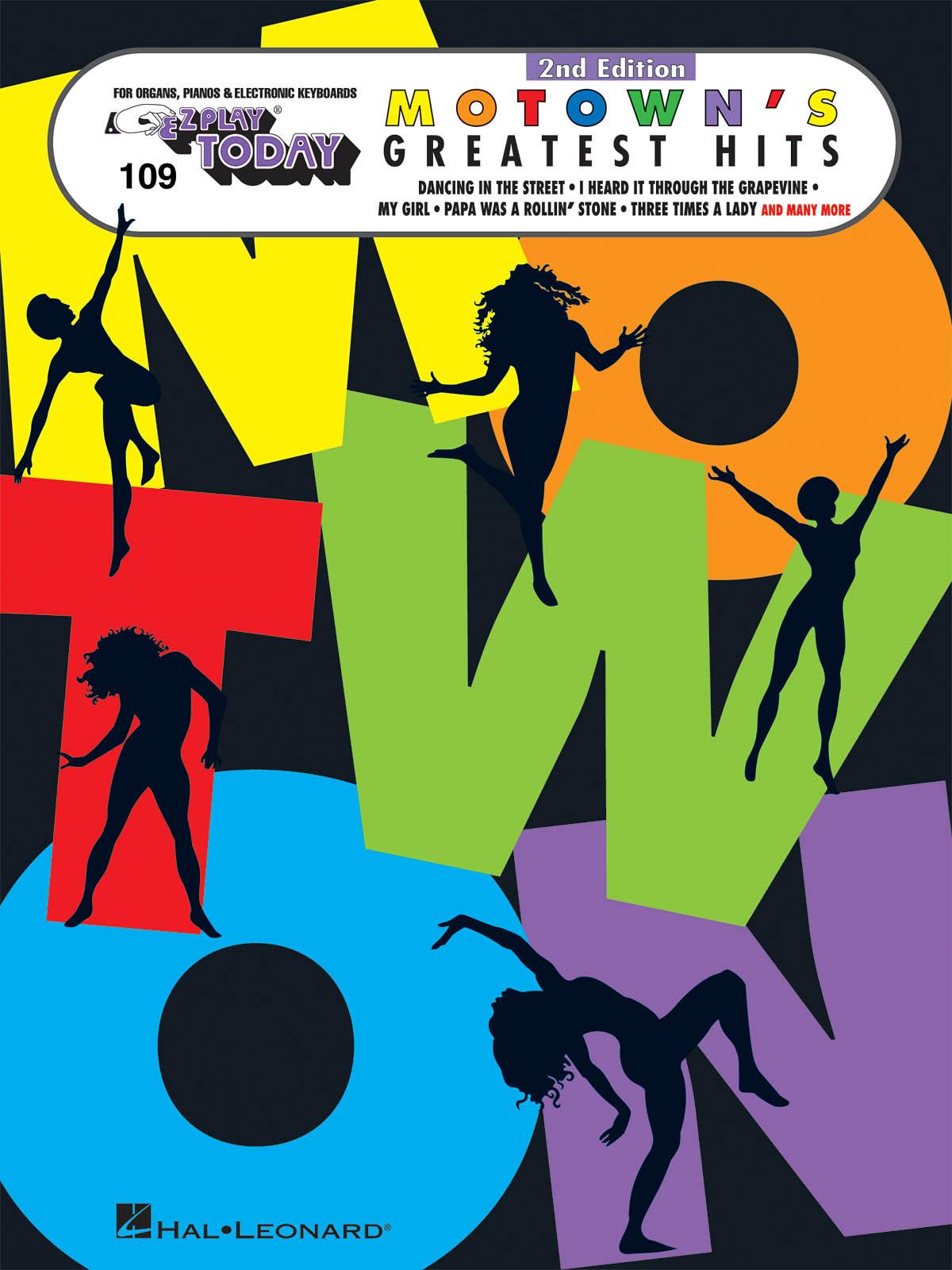 Motown's Greatest Hits: Piano Solo: Vocal Album