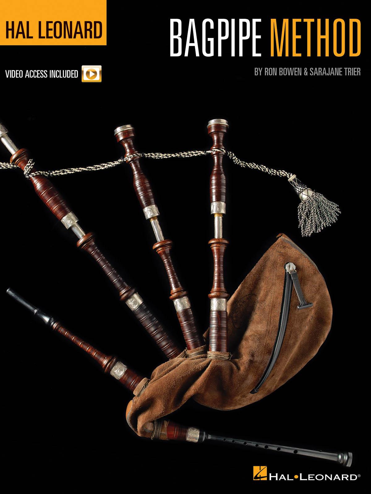 Hal Leonard Bagpipe Method: Other Variations: Instrumental Tutor