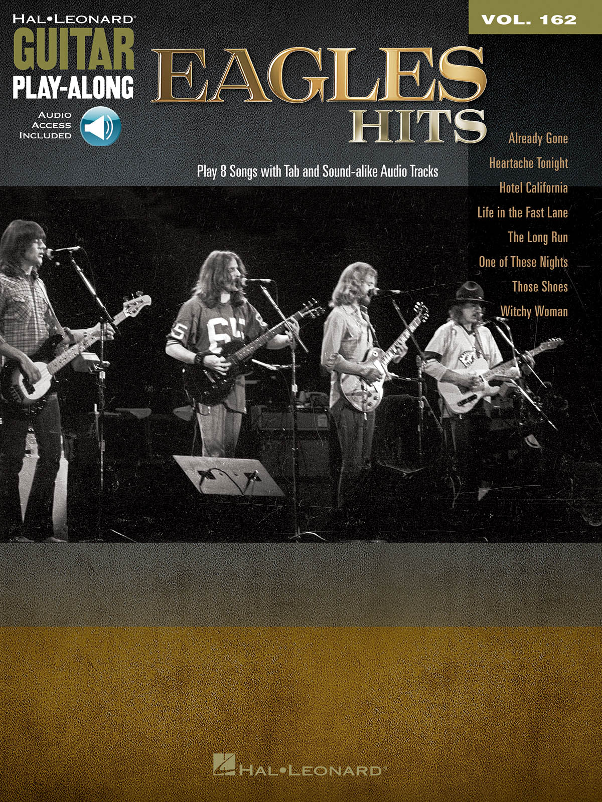 The Eagles: Eagles Hits: Guitar Solo: Instrumental Album
