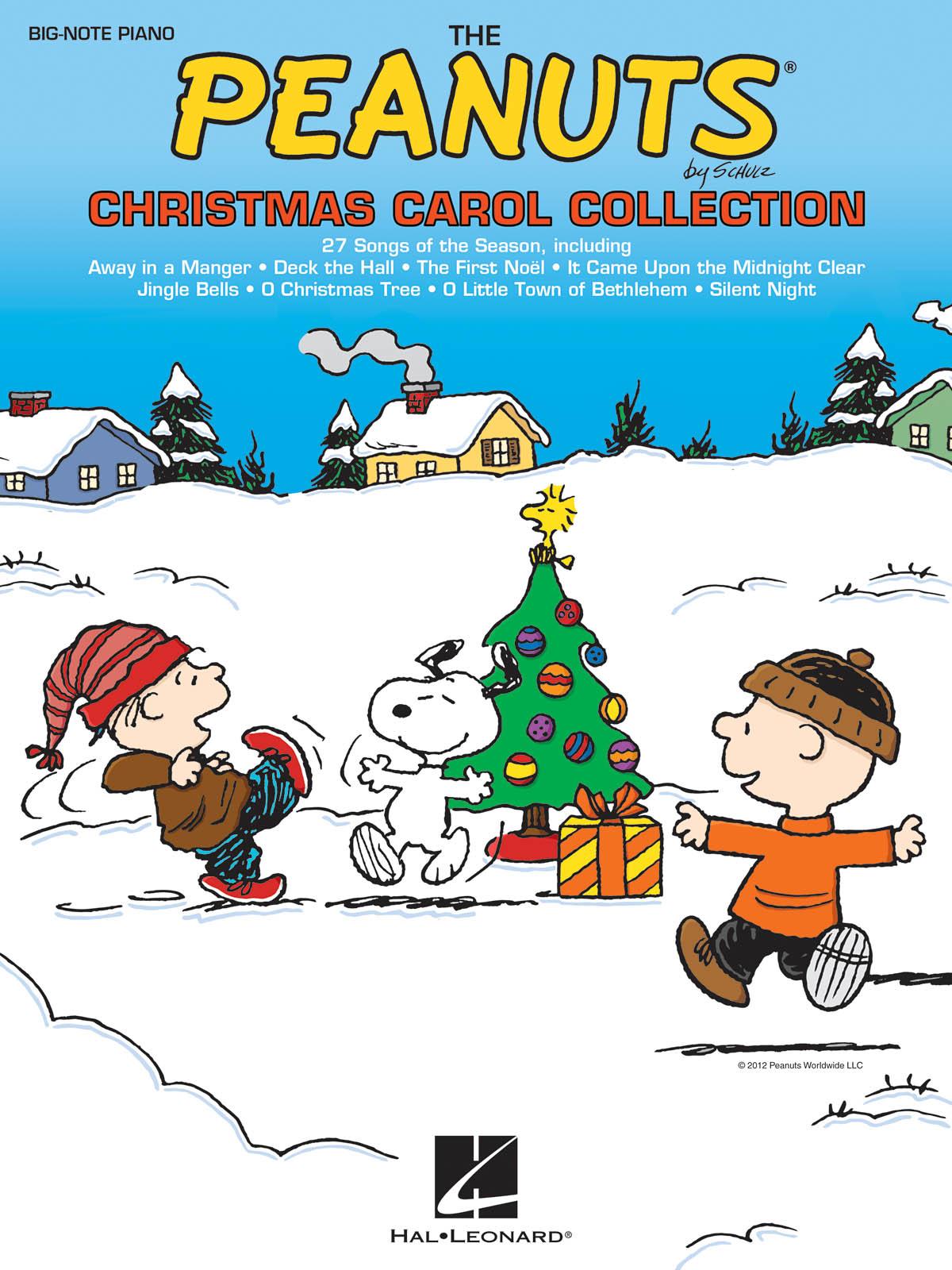 The Peanuts Christmas Carol Collection: Piano: Instrumental Album