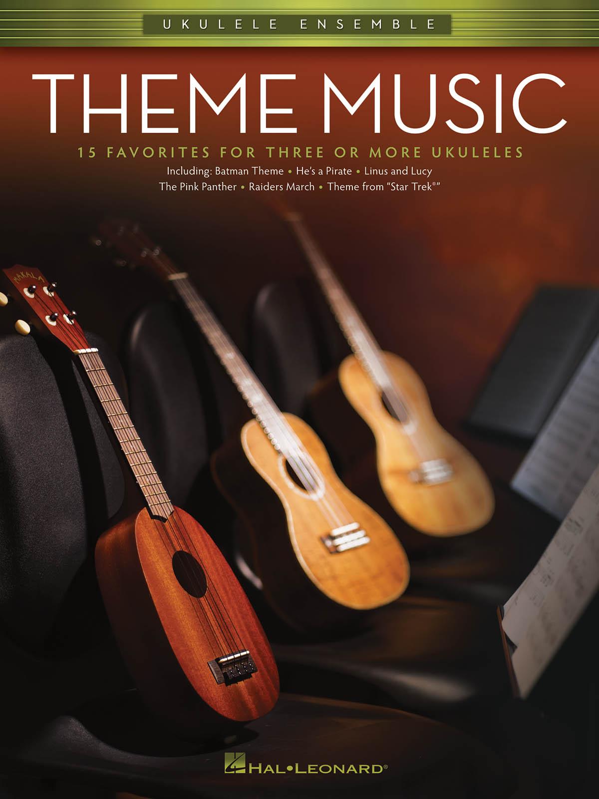 Ukulele Ensemble: Theme Music: Ukulele Ensemble: Mixed Songbook