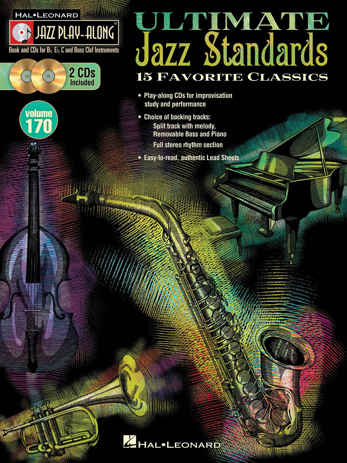 Ultimate Jazz Standards: Jazz Ensemble: Instrumental Album
