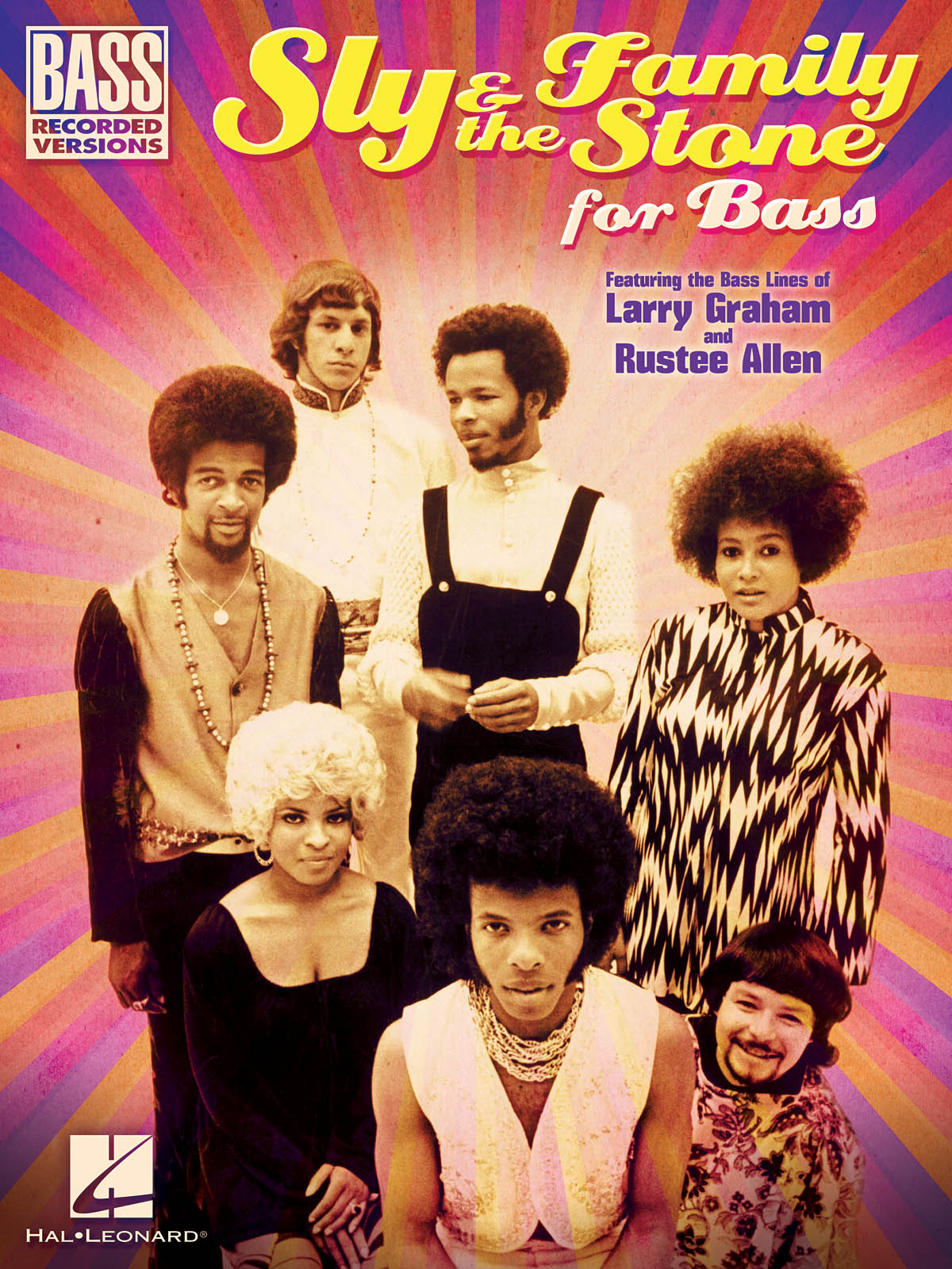 Sly and the Family Stone: Sly & The Family Stone for Bass: Bass Guitar Solo: