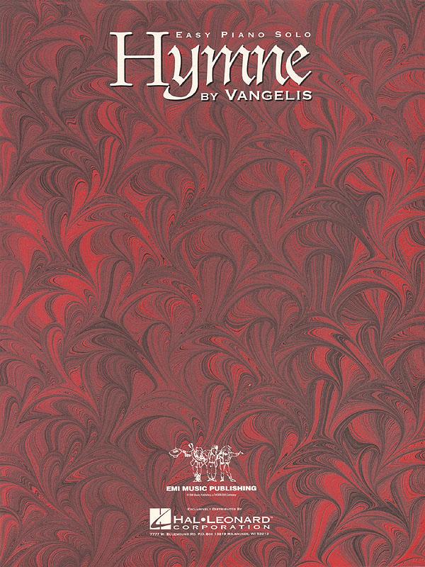 Vangelis: Hymne: Easy Piano: Instrumental Work