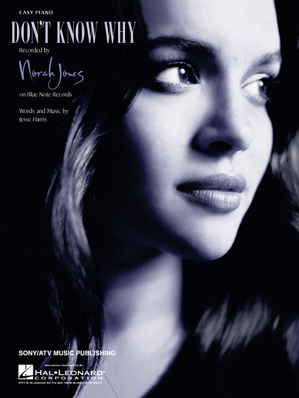 Norah Jones: Don't Know Why: Piano Solo