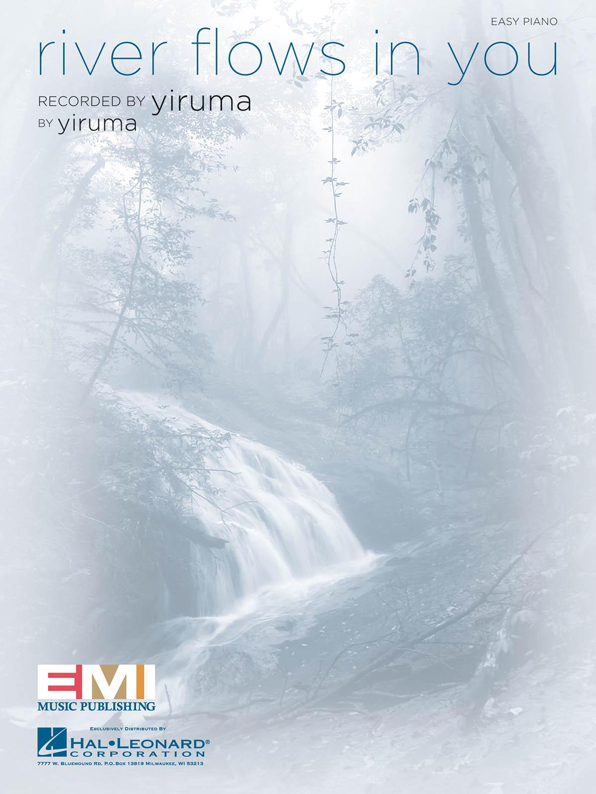 Yiruma: River Flows in You: Easy Piano: Single Sheet