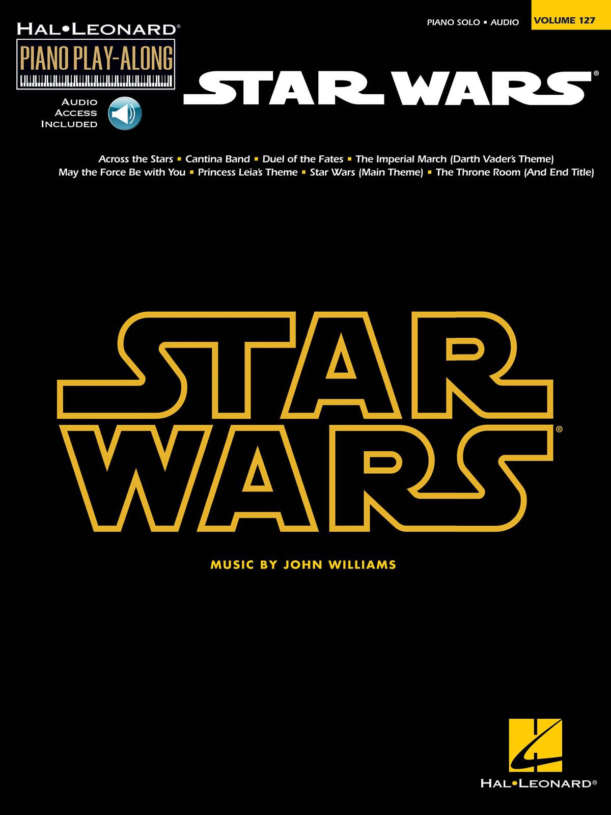 John Williams: Star Wars: Piano: Instrumental Album