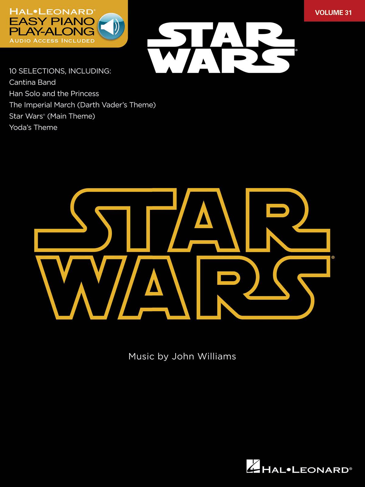 John Williams: Star Wars: Easy Piano: Instrumental Album