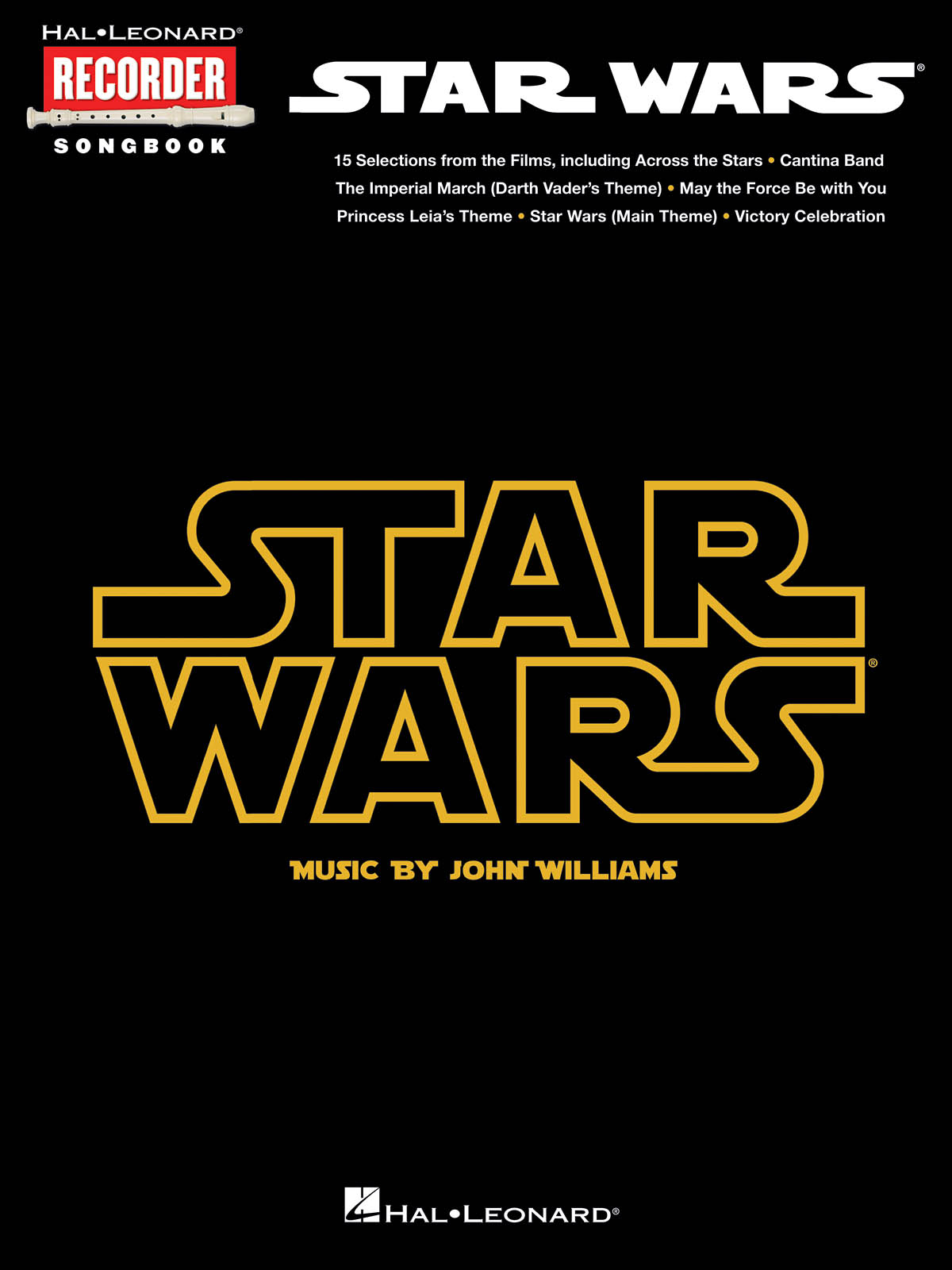 John Williams: Star Wars (Recorder): Recorder: Instrumental Album
