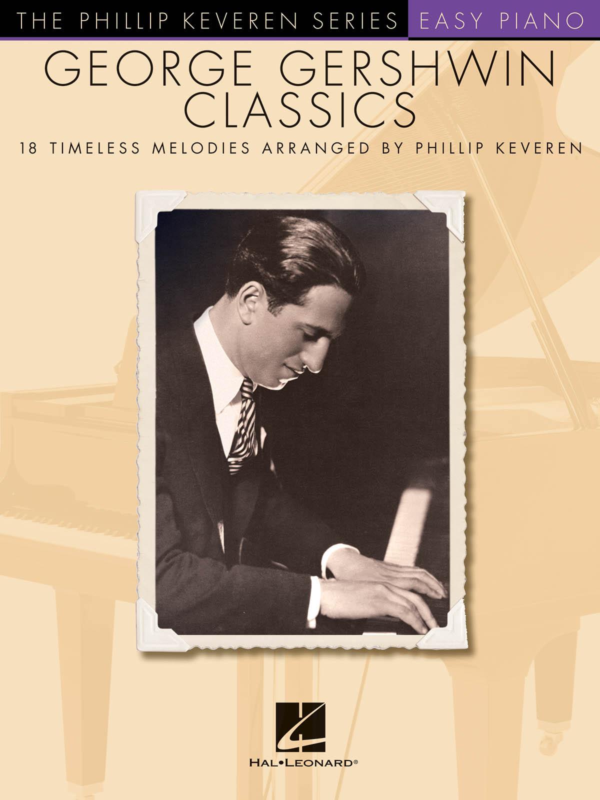 George Gershwin: George Gershwin Classics: Easy Piano: Instrumental Album
