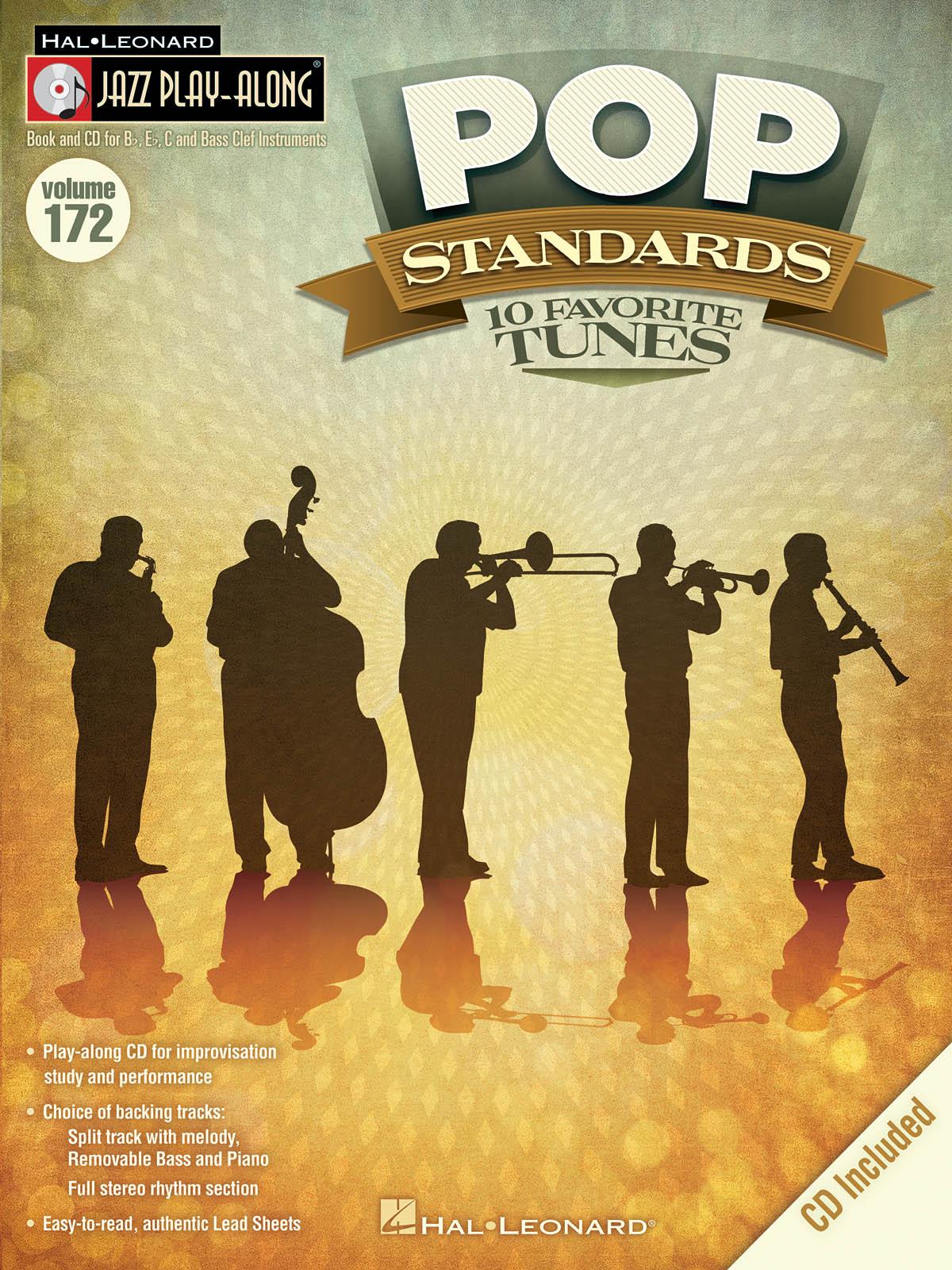 Pop Standards: Jazz Ensemble: Instrumental Album
