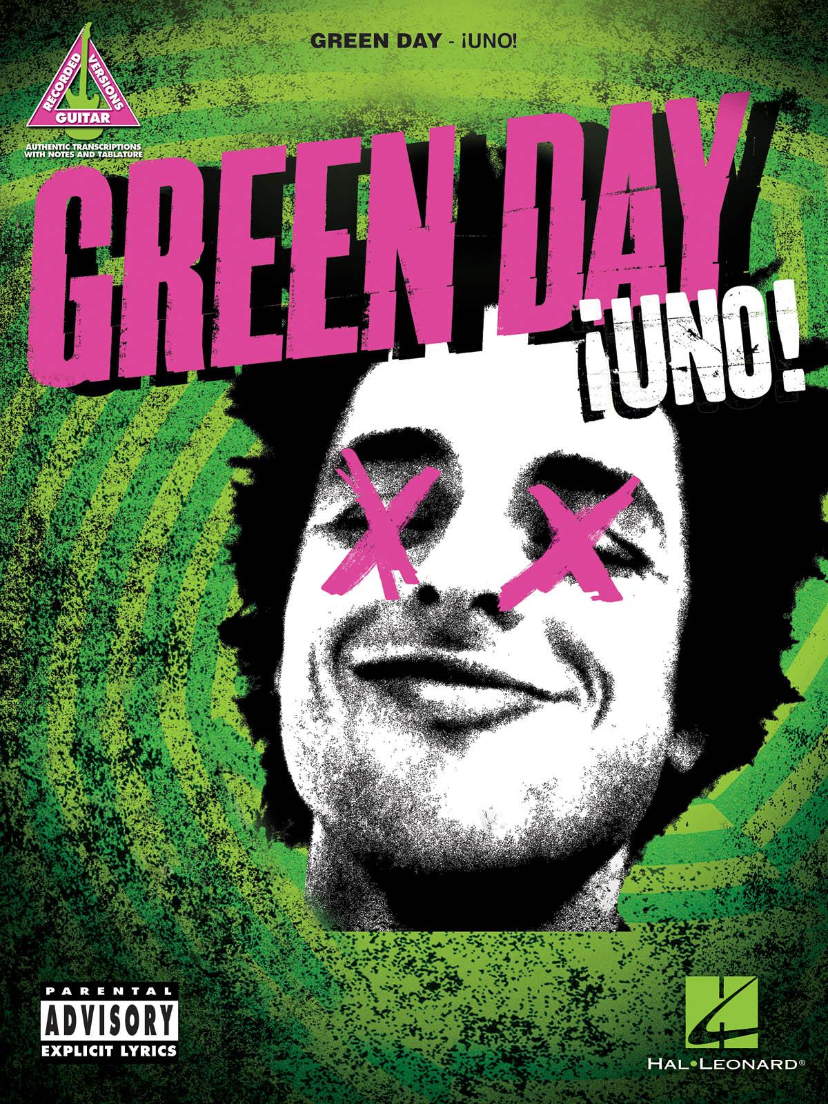 Green Day: Green Day - UNO: Guitar Solo: Album Songbook